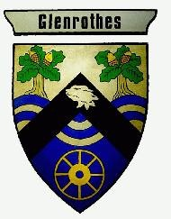 Wappen Glenrothes